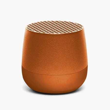 Enceinte MINO X LEXON coloris orange