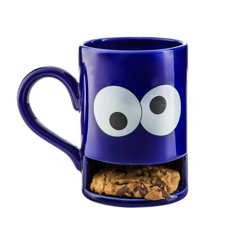 Mug MONSTER coloris bleu