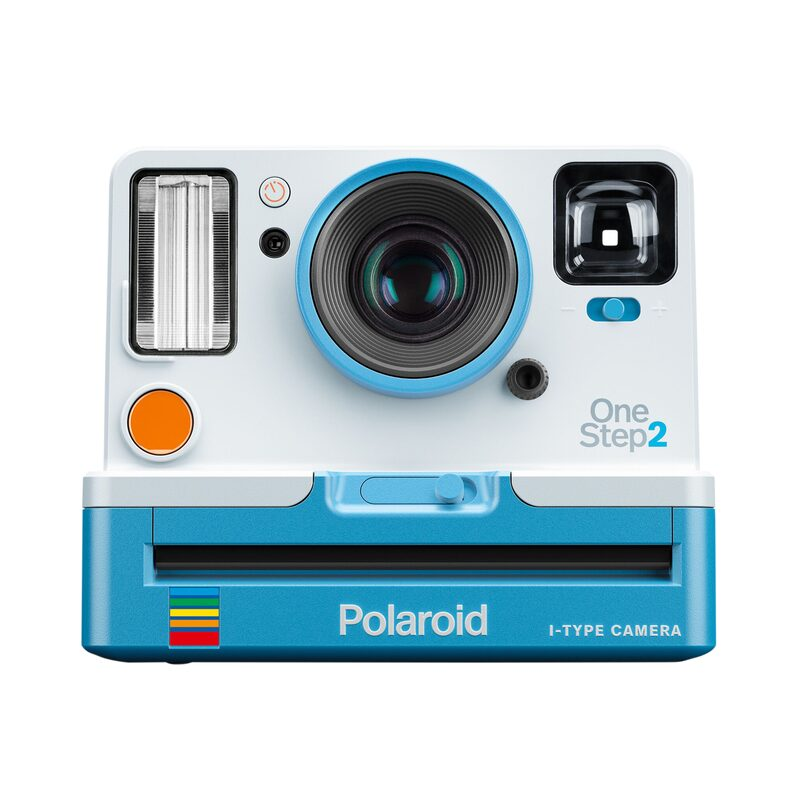 Appareil photo ONESTEP 2 SUMMER X POLAROID coloris bleu