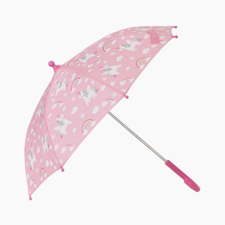 Parapluie RAINBOW UNICORN coloris rose