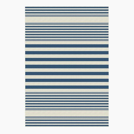 Tapis SAILOR coloris blanc