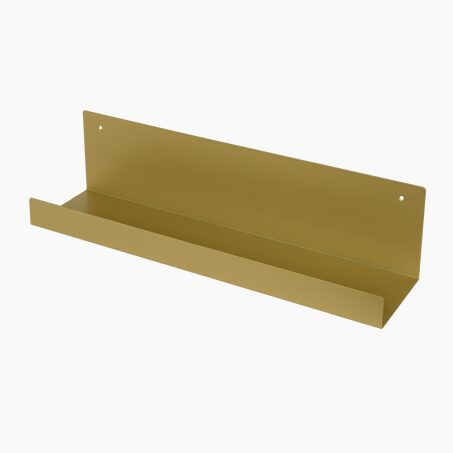 Shelf MIRADE colour brass