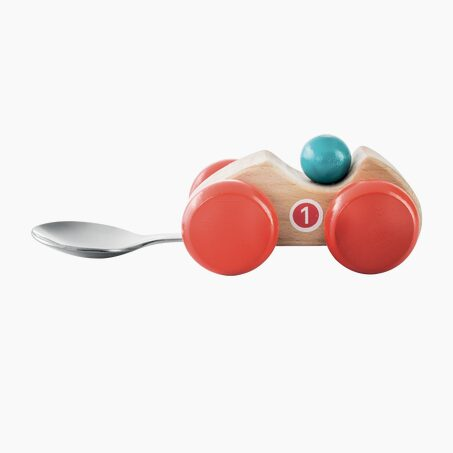Spoon ZOOOM colour red