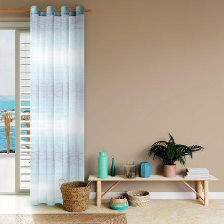 Rideaux & Textiles - Couleurs Bleu - 4MURS