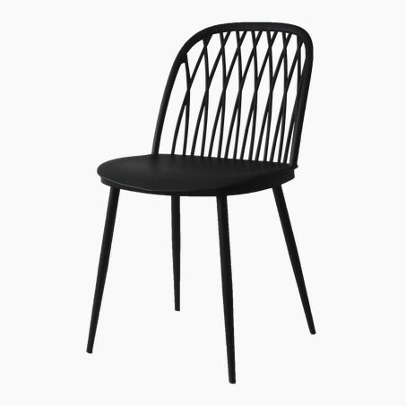Chair LUANA colour black