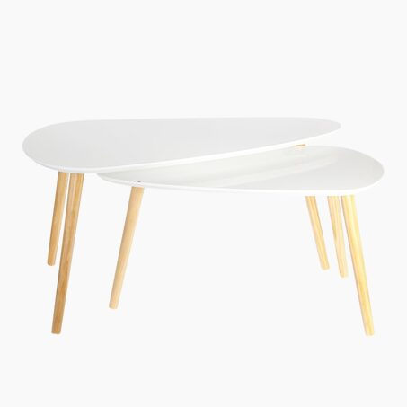 Table JANSSON colour white