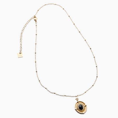 Collier JULIA coloris or