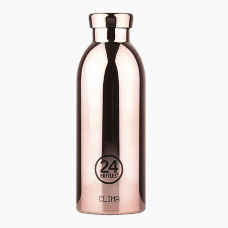 Thermos CLIMA coloris Rose gold