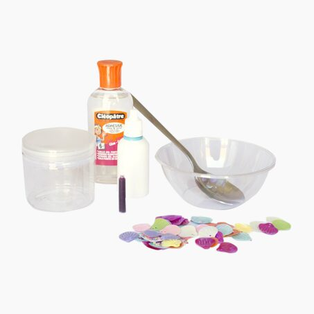 Kit SLIME SIRENE coloris rose