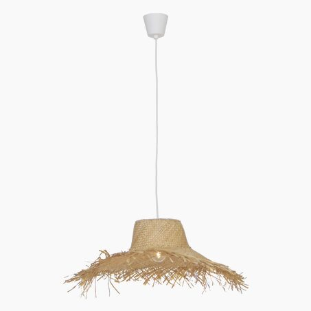 Suspension MOOREA coloris bambou 20 x 65 cm