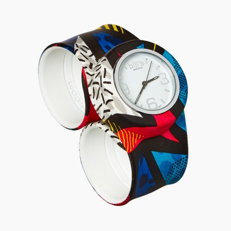 Montre GRAFITTI coloris Multicolore