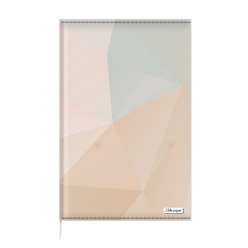 Bloc note NOTEBOOK A6 PASTELL