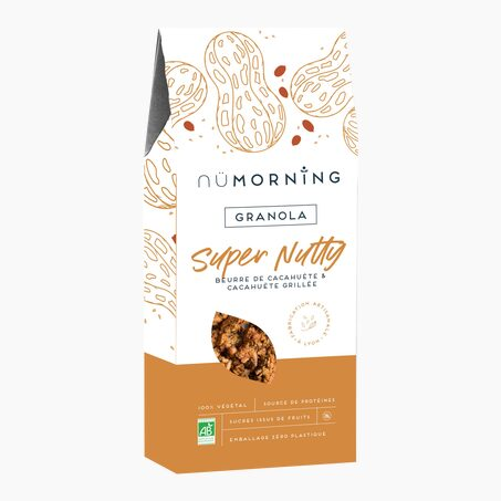 Granola SUPER NUTTY